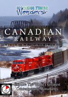 Modern Times Wonders  CANADIAN RAILWAY Canada | Movies and Videos | Action