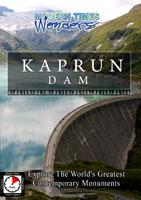 modern times wonders  kaprun dam salzburg, austria