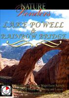 nature wonders  lake powell & rainbow bridge utah u.s.a.