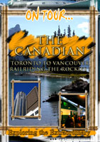on tour...  the canadian toronto to vancouver railriding the rockies !