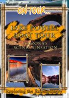 On Tour...  LAKE POWELL BOAT TOUR Arizona's Scenic Sensation | Movies and Videos | Action
