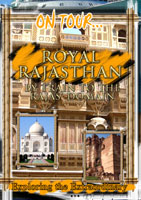 on tour...  royal rajasthan by train to the rajas' domain