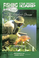 Fishing with the Experts  For the Secret Carp with Chris Yates | Movies and Videos | Action