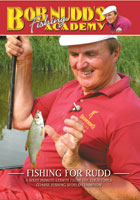 bob nudd's fishing academy  fishing for rudd