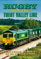 diesel trains  rugby and the trent valley line
