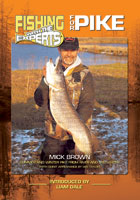 fishing with the experts  for pike with mick brown