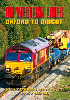 diesel trains  on western lines