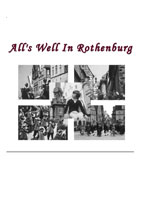 all's well in rothenburg