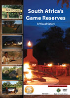 south africa's game reserves a visual safari