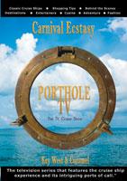 portholetv ship: carnival ecstasy key west fl, cozumel mexico