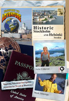 Passport to Adventure  Historic Stockholm and Heliskiing Sweden | Movies and Videos | Action