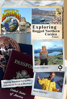 passport to adventure  exploring rugged northern corsica france