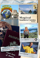 passport to adventure  magical southern corsica france