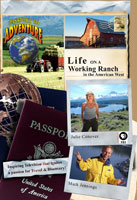 passport to adventure  life on a working ranch in the american west