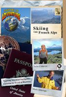 passport to adventure  skiing the french alps