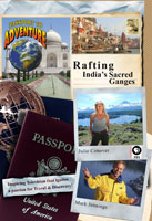 passport to adventure  rafting india's sacred ganges