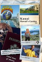 passport to adventure  kauai hawaii's garden isle