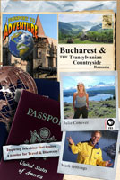 Passport to Adventure  Bucharest & the Transylvanian Countryside Romania | Movies and Videos | Action