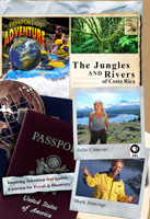 passport to adventure  the jungles and rivers of costa rica