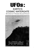 ufos earth's cosmic watergate
