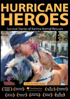 hurricane heroes: survival stories of katrina animal rescues