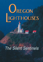 oregon lighthouses the silent sentinels