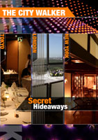 the city walker  secret hideaways