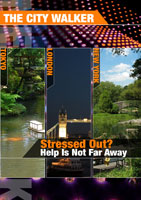 the city walker  stressed out? help is not far away