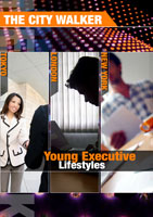 the city walker  young executive lifestyles