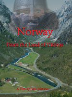 norway from the land of vikings