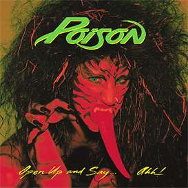 poison open up and say...ahh! (1988) (capitol records) (10 tracks) 320 kbps mp3 album