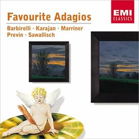barbirolli karajan marriner previn sawallisch favourite adagios (2002) (emi classics) 320 kbps mp3 album