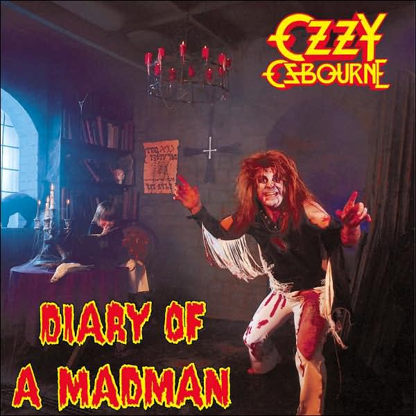 First Additional product image for - OZZY OSBOURNE Diary Of A Madman (2002) (RMST) (EPIC RECORDS) (1 BONUS TRACK) 320 Kbps MP3 ALBUM