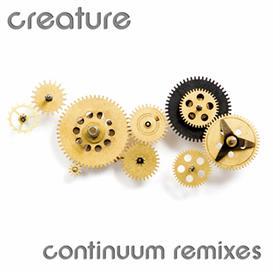 Creature : Continuum Remixes | Music | Ambient
