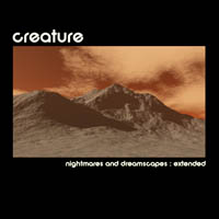 creature : nightmares and dreamscapes