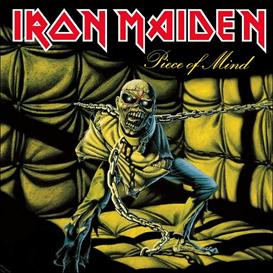 IRON MAIDEN Piece Of Mind (1998) (RMST) (RAW POWER) (9 TRACKS) 320 Kbps MP3 ALBUM | Music | Rock