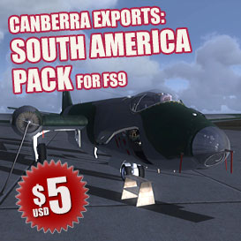 FS9_Canberra_Exports_SA_pack | Software | Games