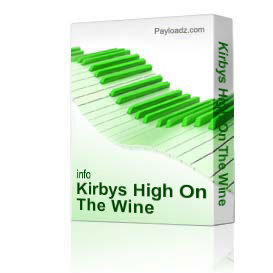 kirbys high on the wine