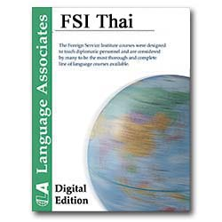 FSI Thai Digital Edition, Level 1, Units 1-4 - Free Sample | Audio Books | Languages