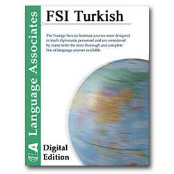 fsi turkish digital edition, level 1, units 1-4 - free sample