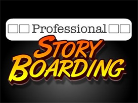Professional Storyboarding   Movies and Videos   Educational