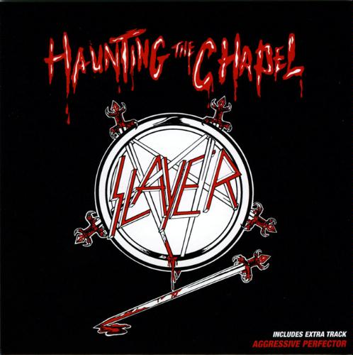 First Additional product image for - SLAYER Haunting the Chapel (1993) (RMST) (METAL BLADE RECORDS) (4 TRACKS) 320 Kbps MP3 ALBUM