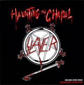 slayer haunting the chapel (1993) (rmst) (metal blade records) (4 tracks) 320 kbps mp3 album