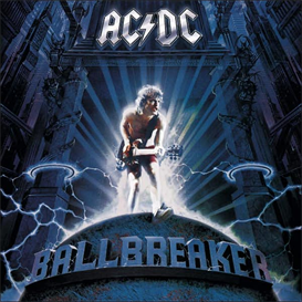 ACDC Ballbreaker (1995) (EASTWEST RECORDS AMERICA) (11 TRACKS) 320 Kbps MP3 ALBUM | Music | Rock