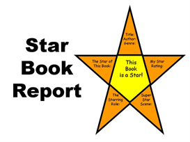 star book report set