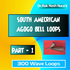 south american  agogo bells - part-1