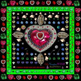 CHRIYST-HORUS-HEART-DIVINITY | Photos and Images | Digital Art