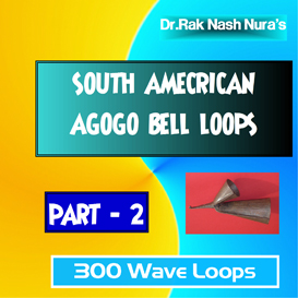 south american  agogo bells - part-2