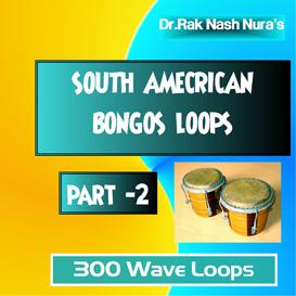 south american bongos - part- 2