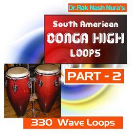 south american conga high - part- 2